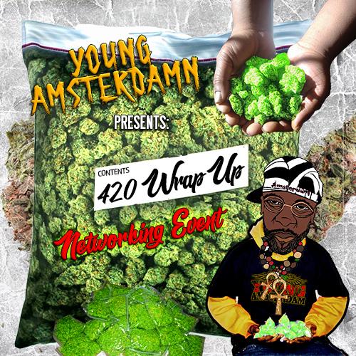 AMSTERDAM 420 RSVPportfolio2018
