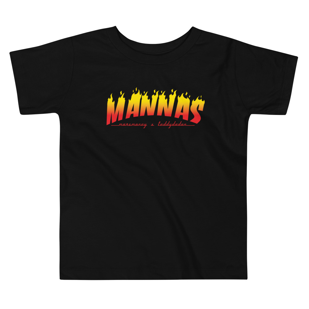 Toddler Mannas Tee