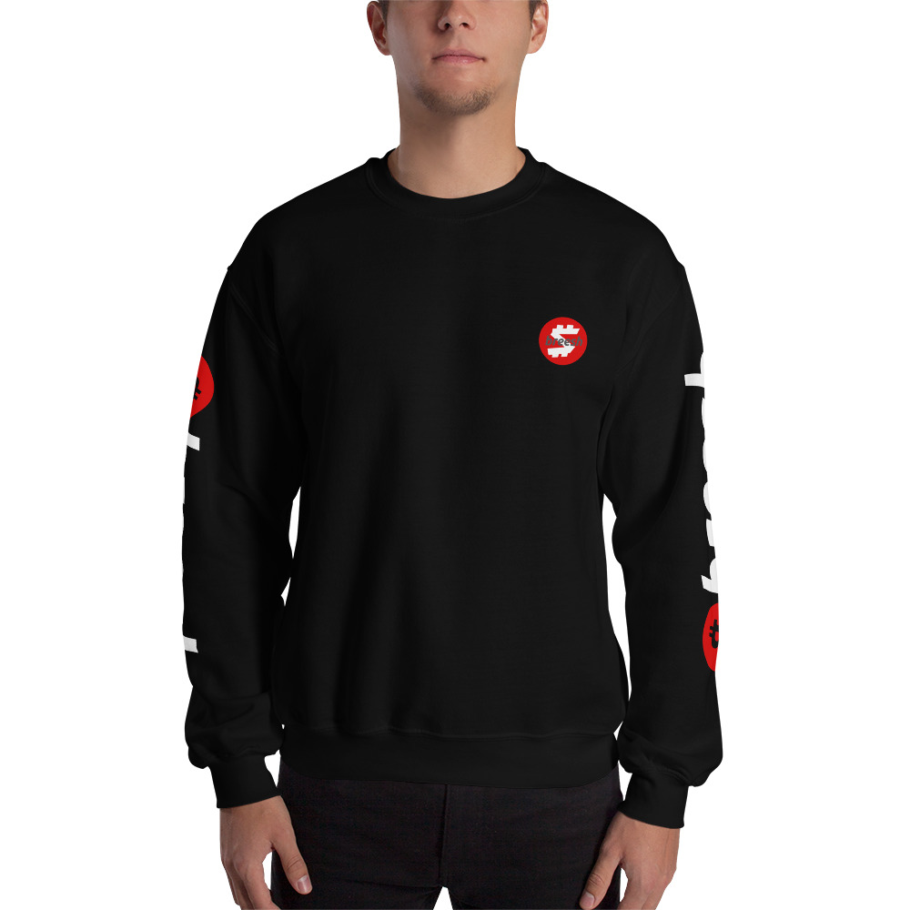 Breesh Red Coin Sweatshirt
