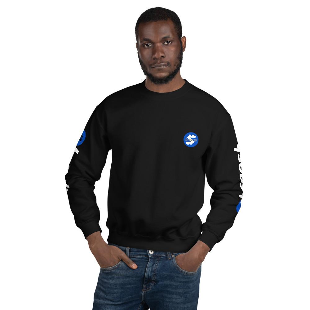 Breesh Blue Coin Sweatshirt