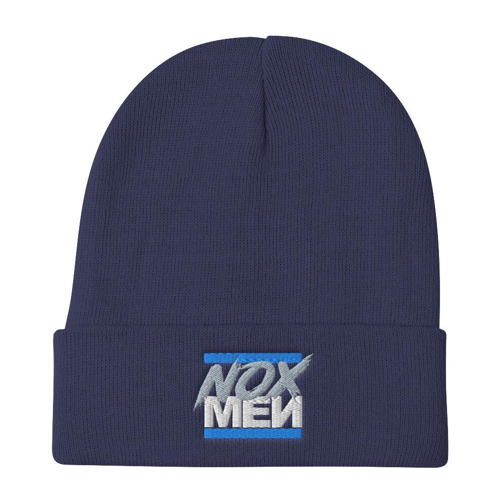 NOX Blue Logo Beanie